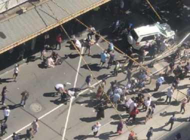 Melbourne attentato