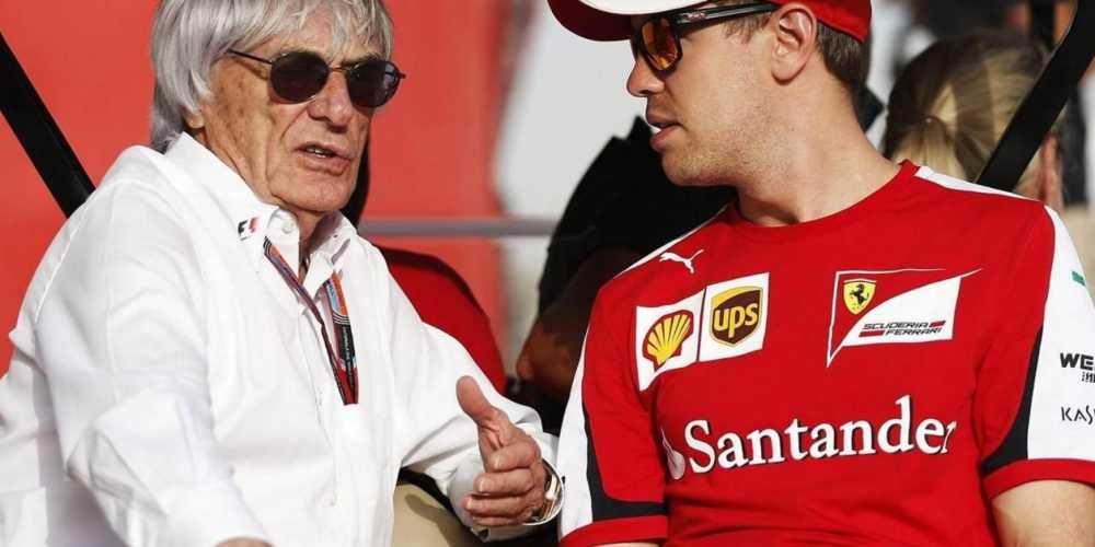 Ecclestone, dura stoccata alla Ferrari