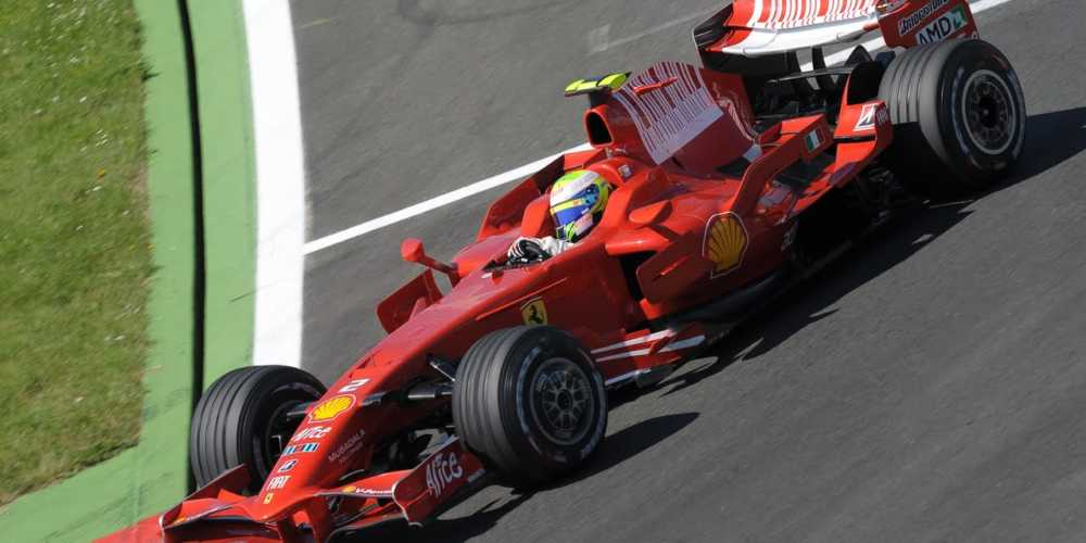 Felipe Massa ha vinto in Francia nel 2008