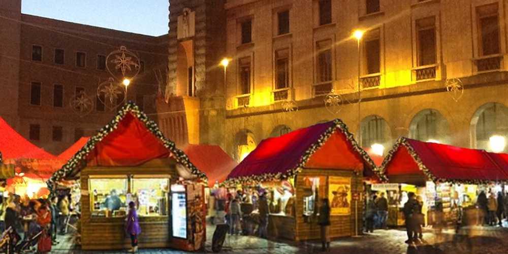 mercatini di Natale Varese