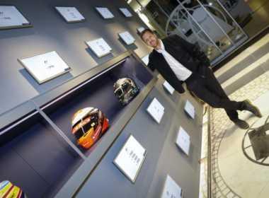 Formula 1: Vettel nella Hall of Fame