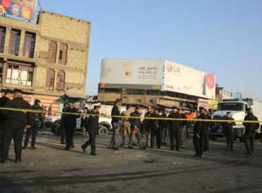 Attentato Piazza Tayaran Baghdad