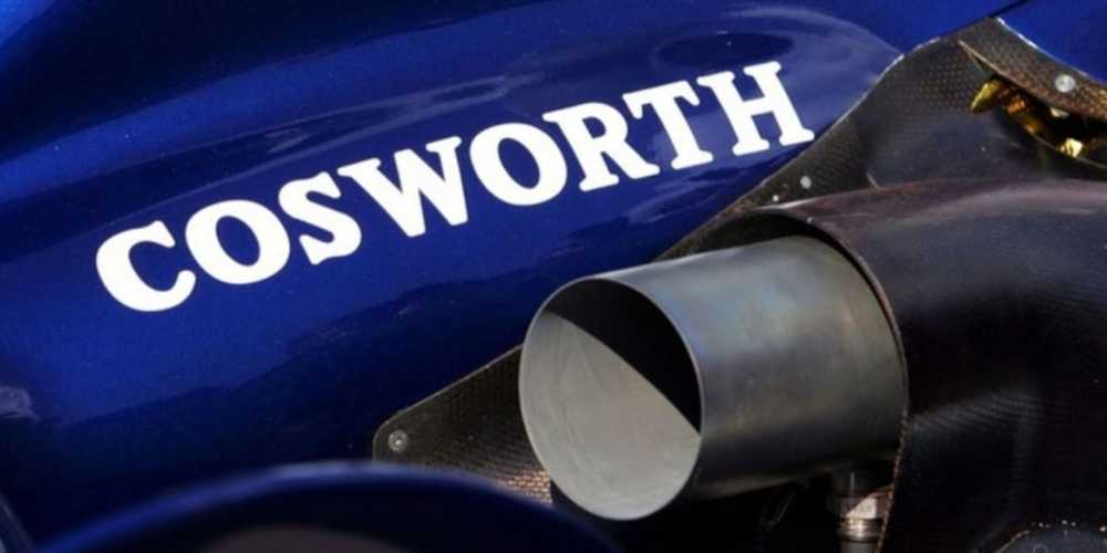 Cosworth con Aston Martin in Formula 1