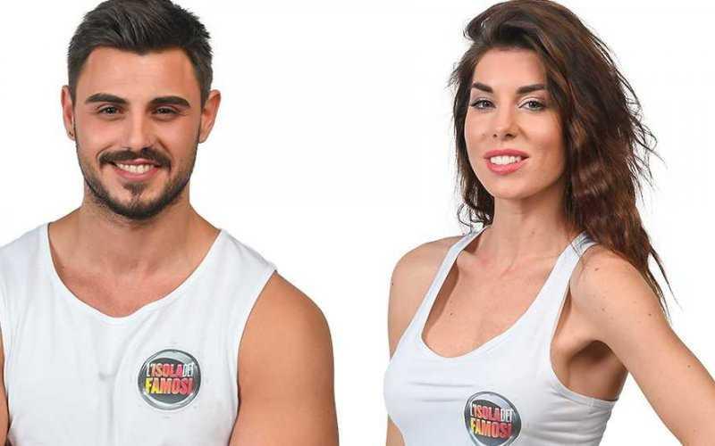 Francesco Monte e Bianca Aztei