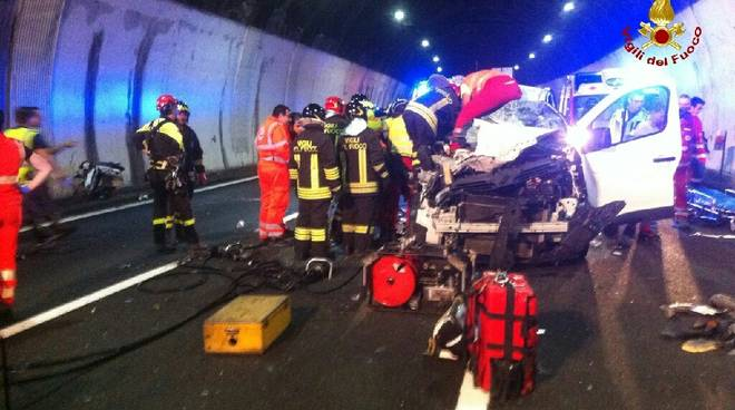 Incidente sull' A26