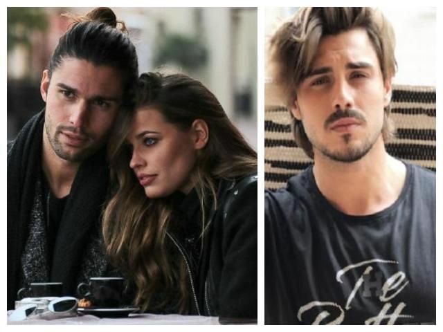 Luca Onestini e Ivana a cena con Francesco Monte