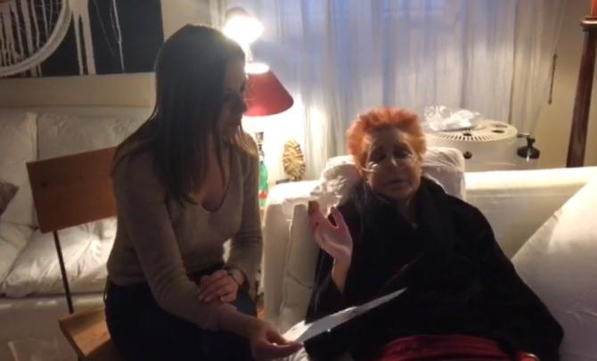 Marina Ripa di Meanae Maria Antonietta