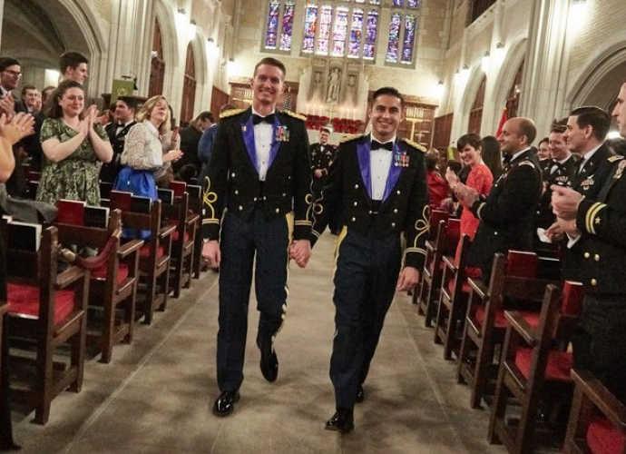 Matrimonio Gay In Usa : Usa crolla tabù su omosessualità primo matrimonio gay