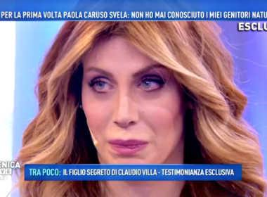 Paola Caruso Domenica Live