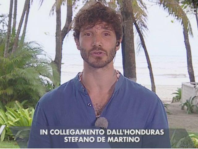 Stefano De Martino Honduras