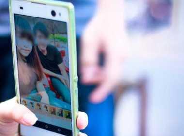 Tribunale vieta foto dei figli sui social