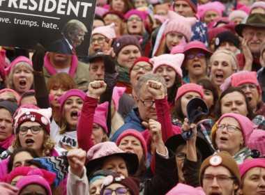 Marcia delle donne 2018
