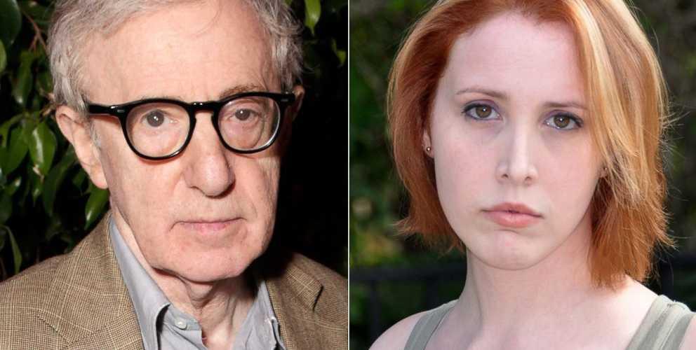Woody Allen e la figlia Dylan