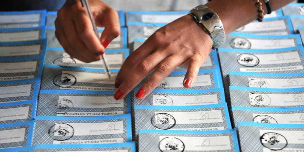 Risultati immagini per  elezioni in Italia