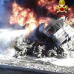 Incidente sull'A21