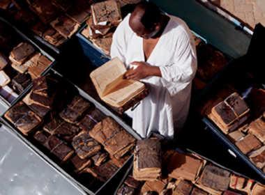 Libri Timbuctù salvati dai jihadisti