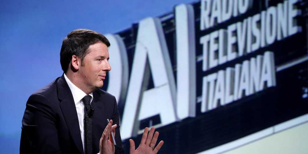 Canone Rai: Renzi lo vuole abolire