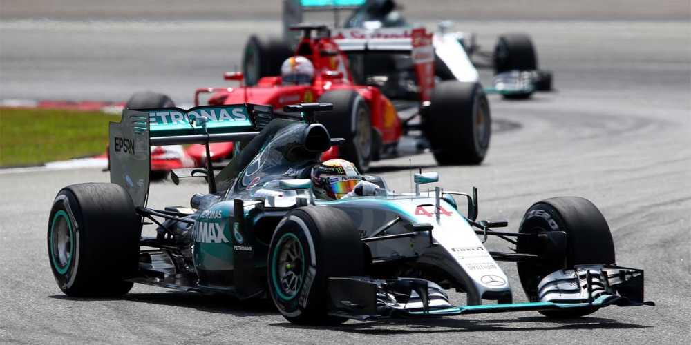 Ferrari e Mercedes: scontro su sospensioni attive