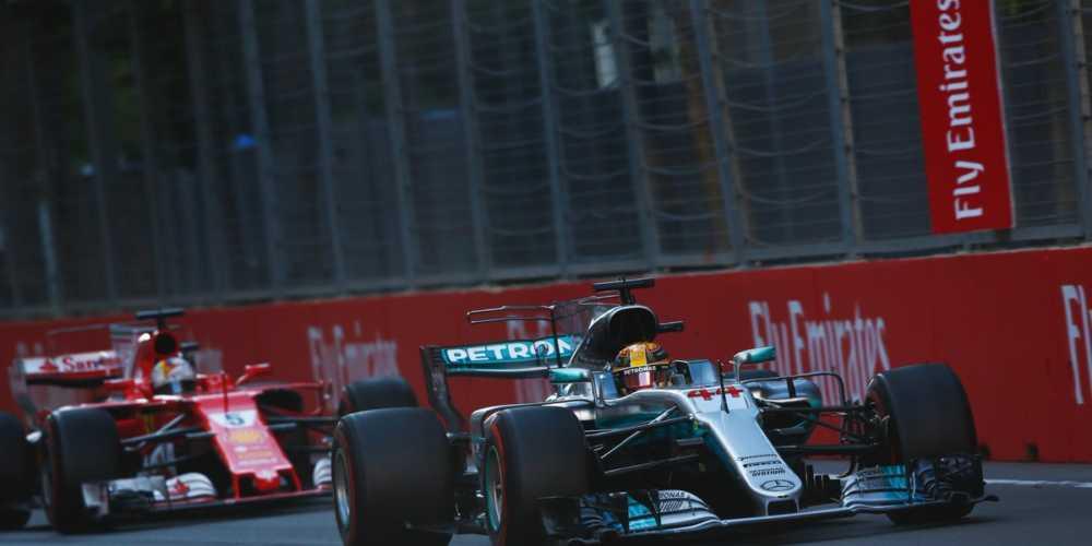 Ferrari e Mercedes lavorano alle nuove vetture