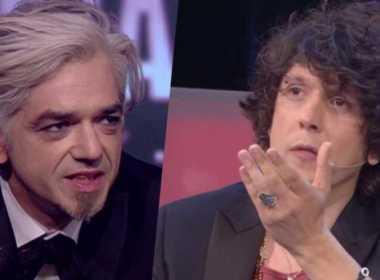 Sanremo 2018: Morgan critica Ermal Meta