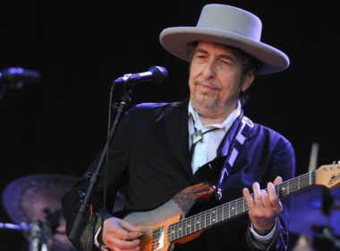 Bob Dylan, tour italiano