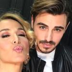 Barbara D'Urso e Francesco Monte