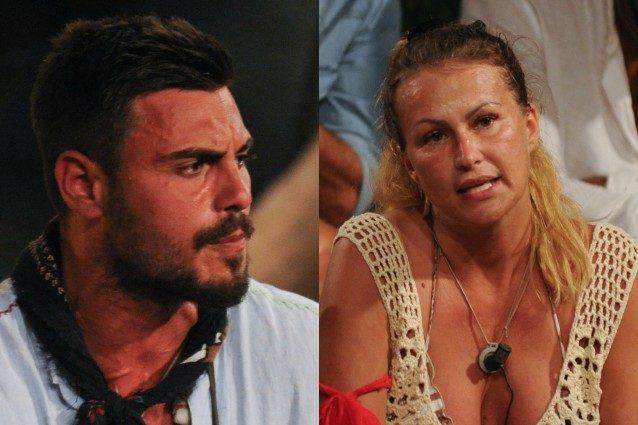 Eva Henger contro Monte
