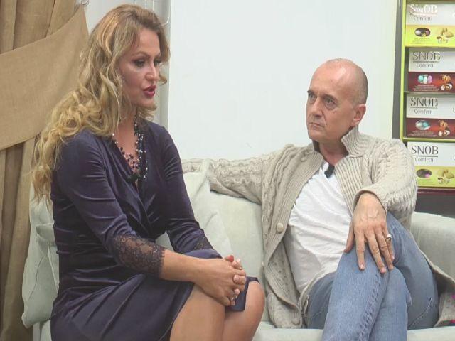 Eva Henger e Alfonso Signorini