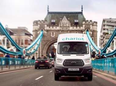 A Londra arriva Chariot
