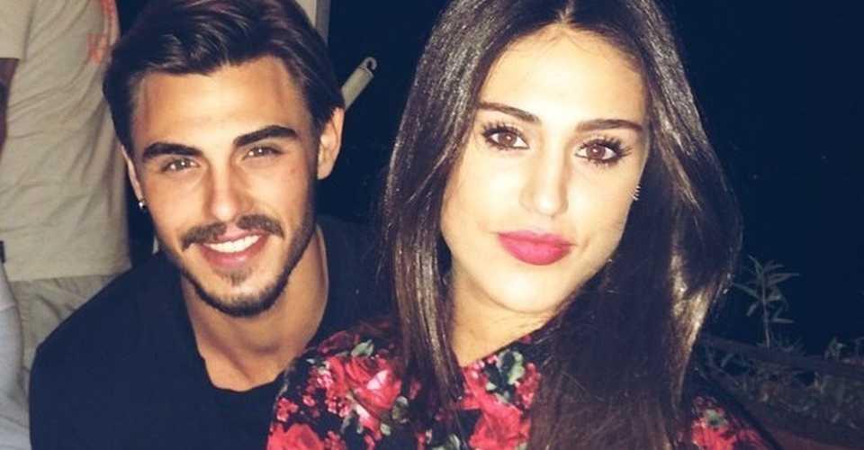 Francesco Monte e Cecilia