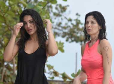 Rosa Perrotta e Alessia Mancini