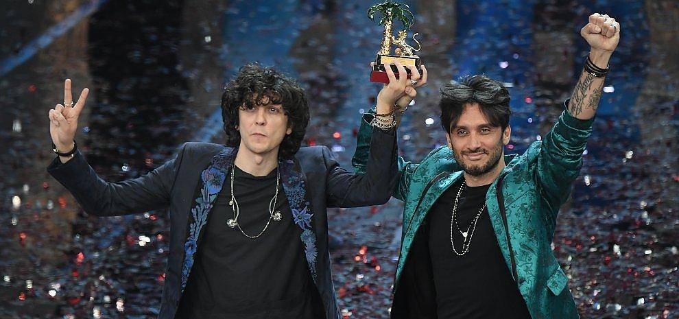 Sanremo 2018, Ermal Meta e Fabrizio Moro