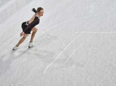 Carolina Kostner quarta al Team Event