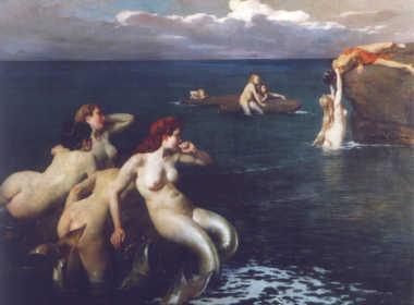 Le Sirene di Cesare Viazzi