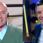 Alfonso Signorini e Fabrizio Frizzi