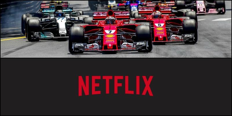 Formula 1 e Netflix: accordo per Serie Tv