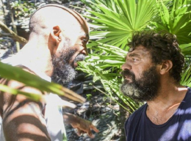 Franco Terlizzi e Amaurys Perez