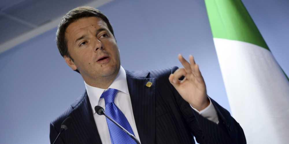 Matteo Renzi chiude a M5S