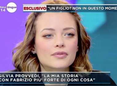 Mattino 5, Silvia Provvedi