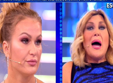 Nadia Rinaldi contro Eva Henger