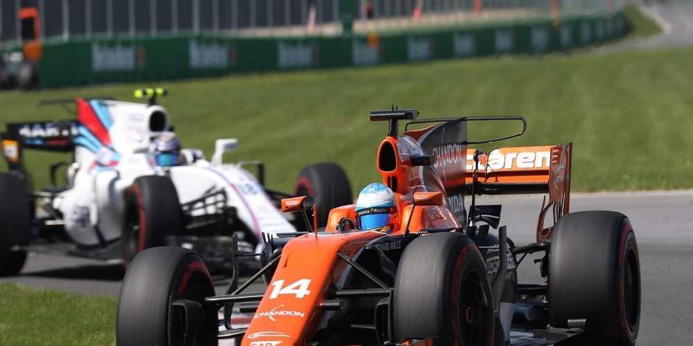 Alonso si fida della McLaren