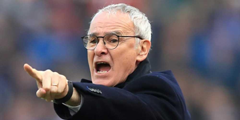 Claudio Ranieri e la Nazionale italiana