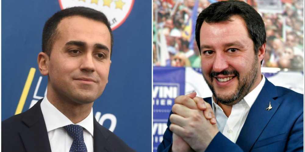 Governo: Salvini e Di Maio alla ricerca dell'intesa