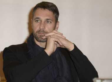 Raoul Bova abbandona il palco