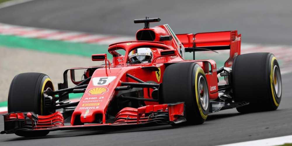 Formula 1 2018: Vettel ottimista