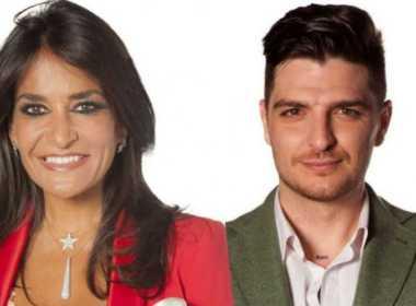 Luigi Favoloso e Aida Nizar