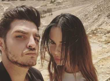 Luigi Favoloso e Nina Moric