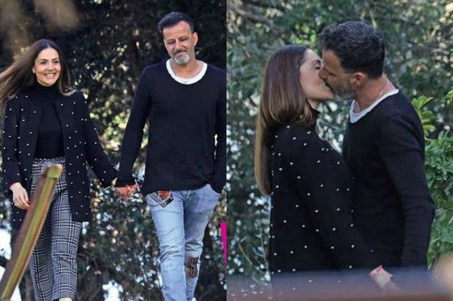 Myr Garrido e Chicco Nalli