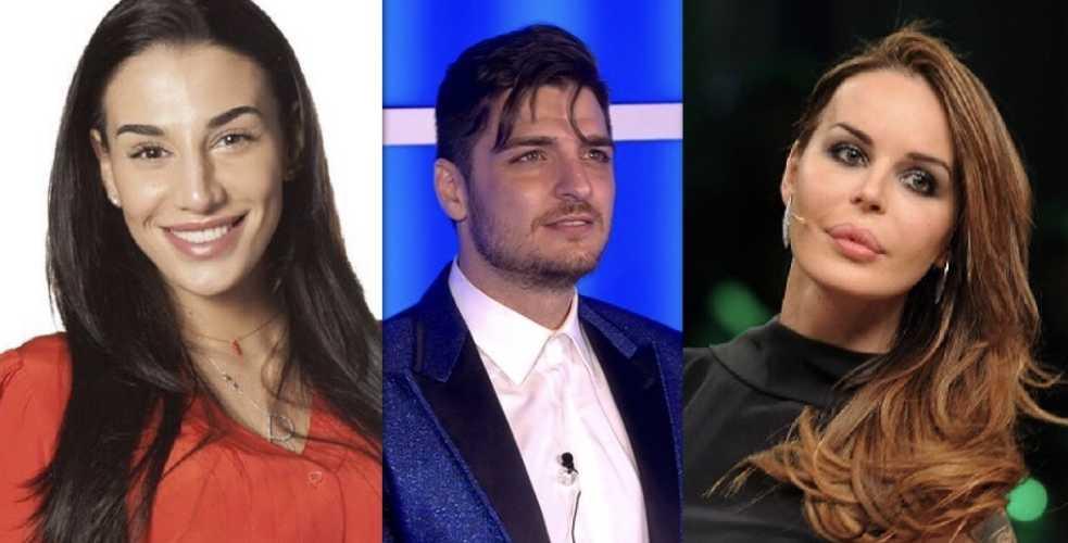 Nina Moric, Patrizia e Luigi Mario Favoloso