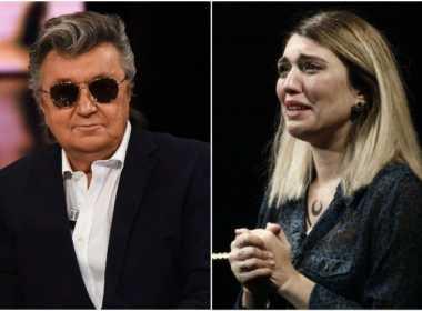 Veronica Satti, Bobby Solo
